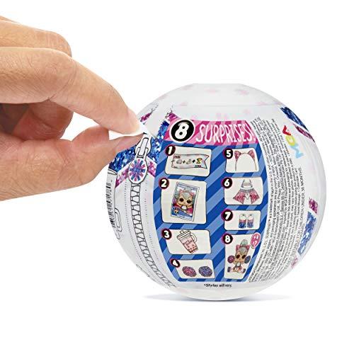 Image 2 - LOL Surprise All-Star BBs - Équipe de pom-pom girls - Poupée étincelante sportive avec 8 Surprises et accessoires - All-Star BBs Série 2 - Poupées à collectionner pour les filles de 3 ans et +