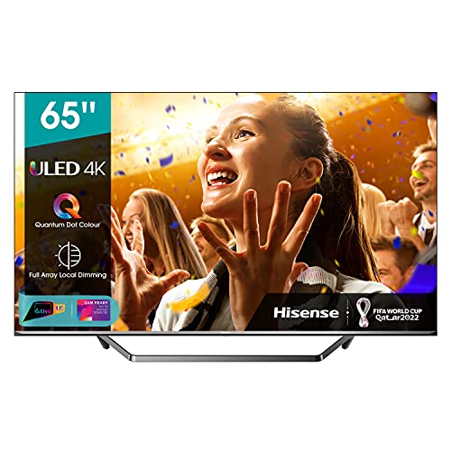 Hisense ULED 2020 65U71QF - Smart TV 65' Resolución 4K, Quantum...