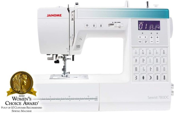 Janome Sewist 780DC Review & Buying Guide