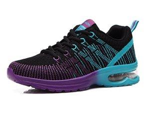 Donna Scarpe da Running Sportive Uomo Corsa Sneakers Ginnastica Outdoor Multisport Shoes