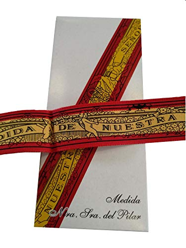 DRW Cinta Virgen del Pilar (Bandera de España)