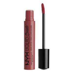 NYX Liquid Suede Cream Lipstick in Almond