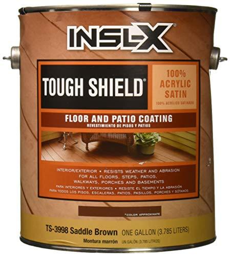 INSL-X Products TS3998099-01 Tough Shield Acrylic Floor & Patio Floor/Patio Coating