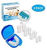 Dispositif anti ronflement efficace, 4 dilatateur Nasal orthese...