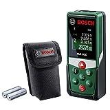 Télémètre Laser Connecté Bosch - PLR 30 C (Portée...