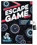Escape Game Junior : 3 aventures (Le dernier dragon / Opération pizza / Le hacker fou)