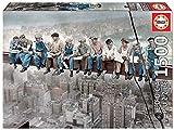 Educa - 16009 - Puzzle Classique - Déjeuner À New York - 1500 Pièces