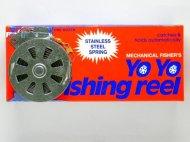 12 Mechanical Fisher's Yo Yo Fishing Reels (Flat Trigger Model)