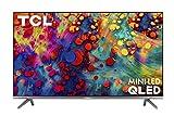 TCL 65' 6-Series 4K UHD Dolby Vision HDR QLED Roku Smart TV - 65R635