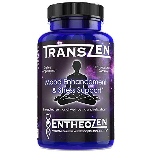 TransZen | Rapid Mood Enhancer | Natural Depression and...
