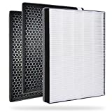 FY2422 Nano Protect Hepa and FY2420 Active Carbon Filters Replacement Compatible with Philips Air...