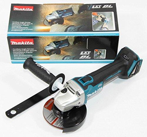 Makita DGA504Z- Meuleuse d'angle brushless 125mm 18V (vendue seule)
