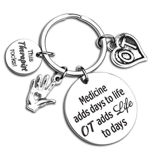 Occupational Therapist Gift Occupational Therapy Jewelry...