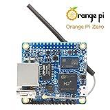 Orange Pi Zero Single Board Computer with Quad Core ARMv7 DDR3 (512MB)