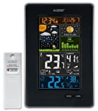 La Crosse Technology WS6835 Station Météo Colorée avec Phases de Lune -...