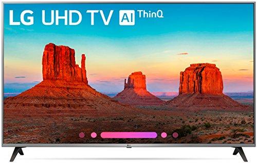 LG Electronics 55UK7700 55-Inch 4K Ultra HD Smart LED TV (2018 Model)