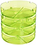 Pratico, facile, sicuro! Senza BPA ! Made in Italy! Doppia regolazione del flusso d'aria! Incluse facili istruzioni!