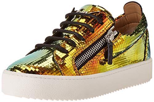 51eaCpk+RnL Multi metallic sneaker Blabber sneaker