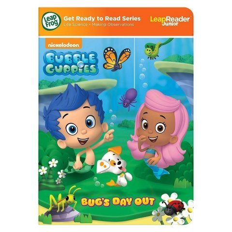 New LeapReader Junior Book: Nickelodeon Bubble Guppies
