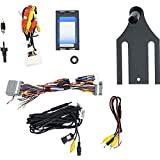 EchoMaster – Jeep Wrangler JK Backup Camera Kit: Waterproof Reverse Camera with Parking Guidelines & Plug-and-Play Video Interface; Compatible with OEM MyGig Radios; No Dealer Programming Required