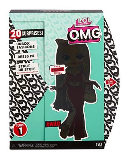 Image 8 - MGA- Poupée-Mannequin L.O.L O.M.G. Swag avec 20 Surprises Toy, 560548, Multicolore