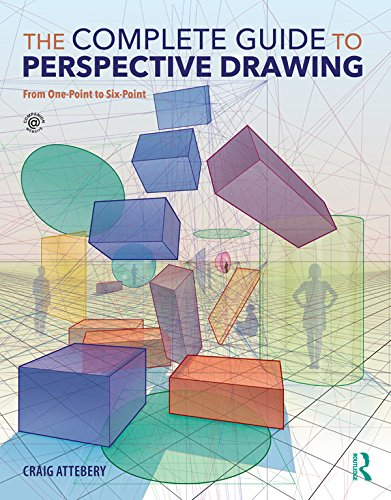 The Complete Guide to Perspective Drawing: From One-Point to...
