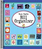 Busy Family Bill Organizer (Spiral-bound)