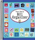 Busy Family Bill Organizer