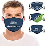 Multi Purpose, Can Be Used As Headscarf, Mask, Wrist Guard, Bib, Hair Band, Headband, Pirate Hat, Mask, Riding Mask, Etc 100% Polyester Fiber (Polyester), Protective 5-Layer Activated Carbon Filter, M-Shaped Nose Clip. Suitable For Cycling, Camping, ...
