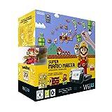 Console Nintendo Wii U 32 Go noire + Super Mario Maker - premium pack