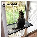 riijk Hamac de fenêtre pour chat jusqu'à 23 kg   Surface de...