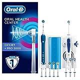 Oral-B PRO 3000 - Estación de cuidado bucal + Oxyjet Irrigador