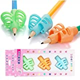 Yuccer Professionel Guide Doigt Ergonomiques Grips Pour Crayon Silicone...