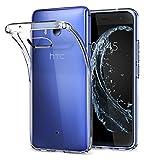 Spigen Coque HTC U11, [Liquid Crystal] Ultra Mince Premium TPU/Silicone...