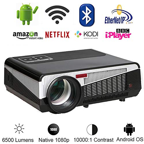 51eyY8iBpoL - 7 Best Android Projectors to Turn Every Netflix Session into a Cinema-Like Experience