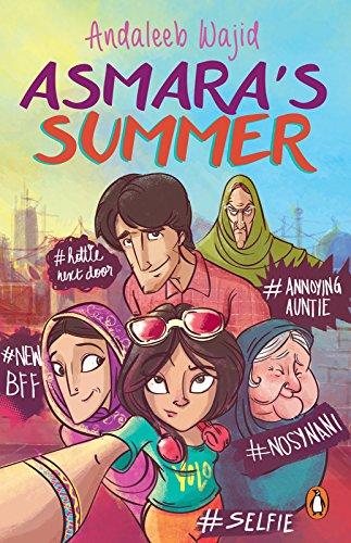 Asmara's Summer by [Andaleeb Wajid]
