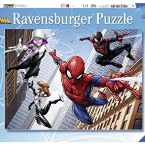 Ravensburger–12694–Puzzle Spiderman 200Piezas