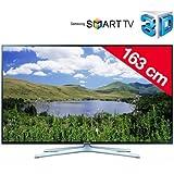 Samsung 65 Full HD, 1920x1080, DVB-C DVB-S2, DVB-T, DTV, 20W, UE65H6470SSXZG (DVB-S2, DVB-T, DTV, 20W) (Electronics)