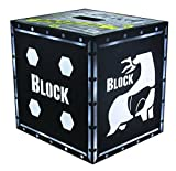 Field Logic 56105 Block Vault L - 4 Sided Archery Target with Polyfusion Technology Large,BLACK