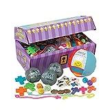Fun Express - Jesus Treasures You Box Asst (101pc) - Toys - Assortments - 100Pc Assortments - 100 Pieces