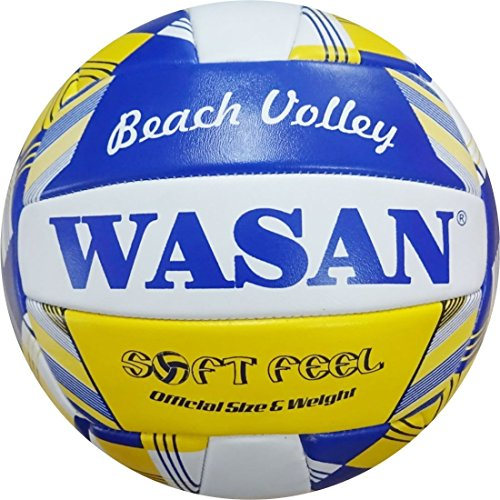 Wasan Soft Feel Volleyball - Standard Size (12 Years and Above)