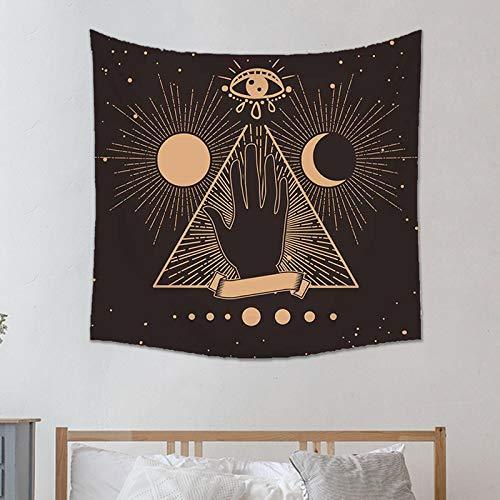 BOBSUY Tapiz Adivinación Astrología Tapiz Tapiz Tarot Tapices