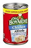 Chef Boyardee, Chicken Alfredo, 15oz Can (Pack of 6)