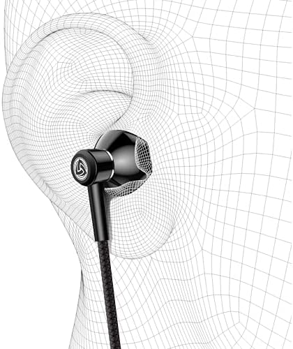 Earbuds-Earphones-Headphones-in-Ear, LUDOS SPECTA Wired Earbuds, Universal Microphone for Clear Calls, Strong Bass, Sound-Dynamic, Earphones for iPhone, Xiaomi, Samsung, Huawei, Computer 17