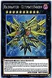 Yu-Gi-Oh! - Raidraptor - Ultimate Falcon (SHVI-EN053) - Shining Victories - 1st Edition - Super Rare