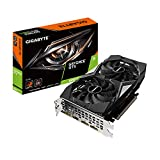 GIGABYTE GeForce GTX 1660 Ti OC 6G 192-bit GDDR6 DisplayPort 1.4 HDMI 2.0B with Windforce 2X Cooling System Graphic Cards- Gv-N166TOC-6GD