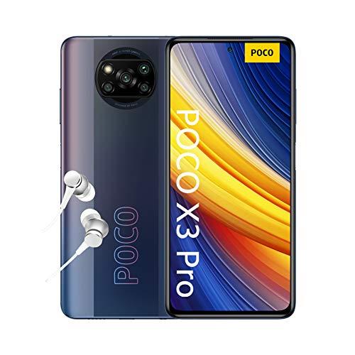 "POCO X3 Pro - Smartphone 6+128 GB, 6,67"" 120Hz FHD+DotDisp"