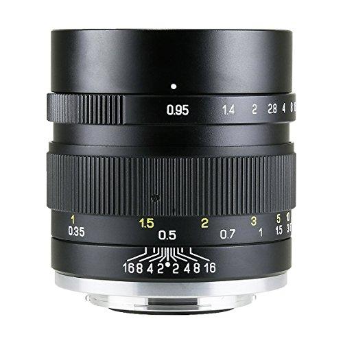 【日本国内正規品】中一光学│ZHONG YI OPTICS 単焦点レンズ SPEEDMASTER 35mm F0.95 II (ソニーEマウント)