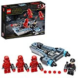 LEGO Star Wars, Coffret de bataille Sith Troopers avec speeder, Collection du...
