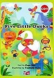 リズムとうたでたのしむえほんシリーズ Five Little Ducks 絵本CD付